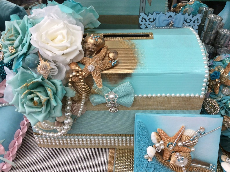 3de8a840c2f Under the sea Quinceanera package