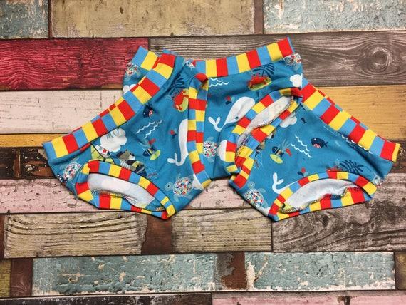 underwear Rainbow pick your size Kids children cotton pants undies comfort Multi pack of Mummy/'s happy pants 5 pairs