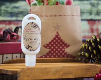 Peppermint Hand Lotion - Hand Lotion - Body Lotion - Moisturizing Hand Cream - All Natural Lotion - Christmas Lotion - Gifts Under 5 -