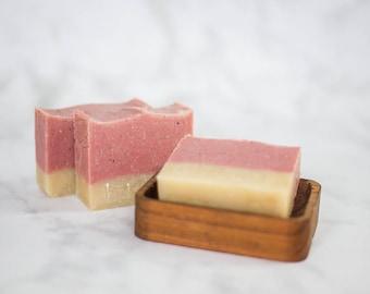 Natural Soap - Cold Process Soap - Organic Soap - Vegan Soap - Scented Soap - All Natural Soap - Handmade Soap - Artisan Soap