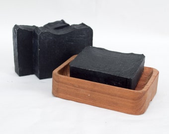 Facial Soap - Acne Soap -  Activated Charcoal Soap - Charcoal Soap - Natural Soap - Handmade Soap - Acne Soap - Bar Soap - Cold Process Soap