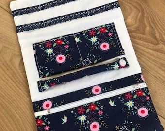 Nomad jewelry pouch