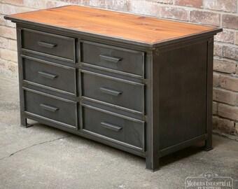 vintage metal furniture. Modern Industrial Bedroom Dresser | Vintage Style Steel Metal Furniture  Drawer Cabinet Vintage Metal Furniture