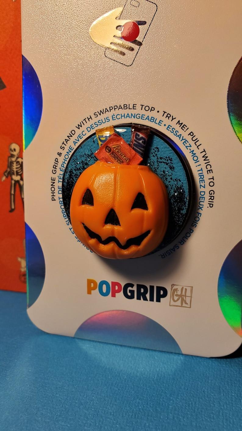 Trick or Treat PopSocket PopGrip Phone Grip