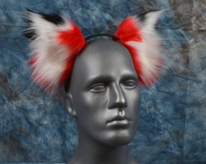 CUSTOM: Tipped Fox/Canine Ears