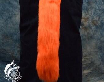 CUSTOM: Cat/Feline cat tail -no curve-