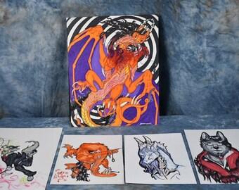 Full Color Art Commission