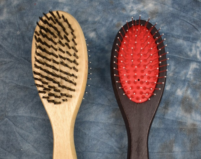 Double Sided Soft Fursuit Brush