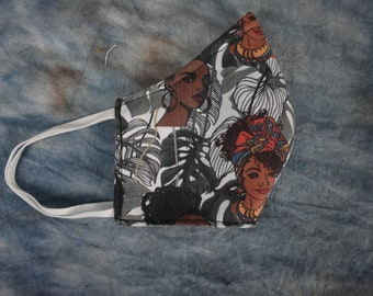 African Beauties Face Mask