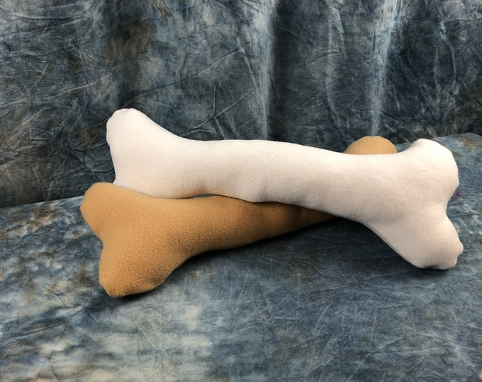 Plush Bone Fursuit Prop