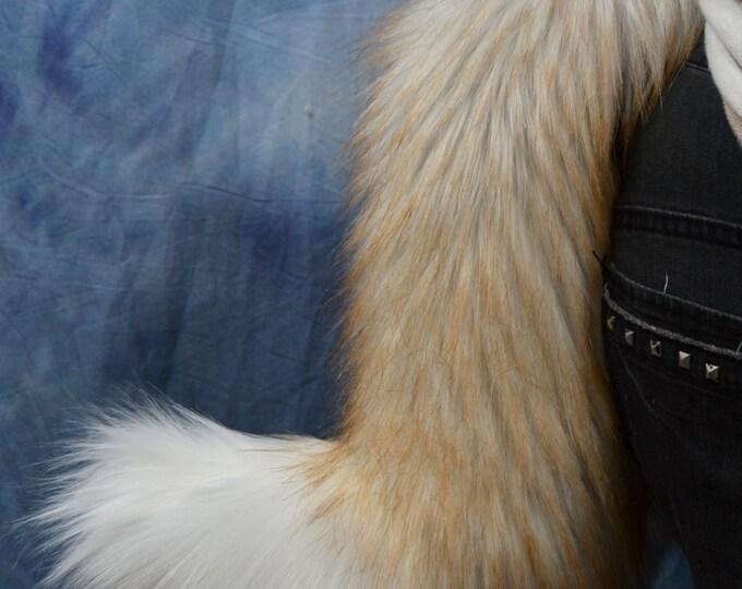 Desert Fox Fursuit Tail