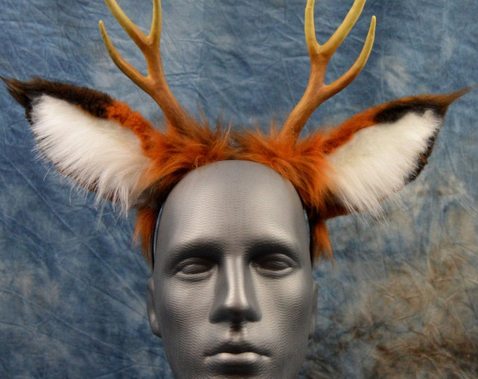 CUSTOM: Male Deer Ears