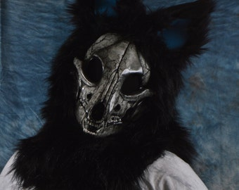Custom: Skull Canine/Fox/Wolf Commission