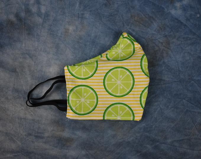 Key Lime  Face Mask
