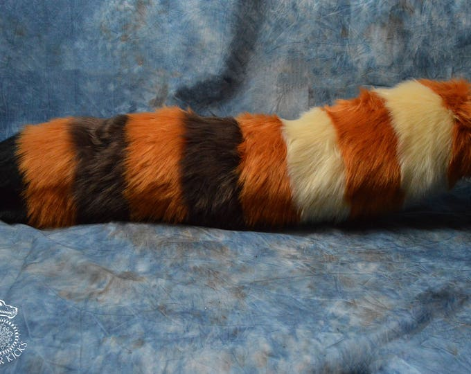 Red Panda Fursuit Tail