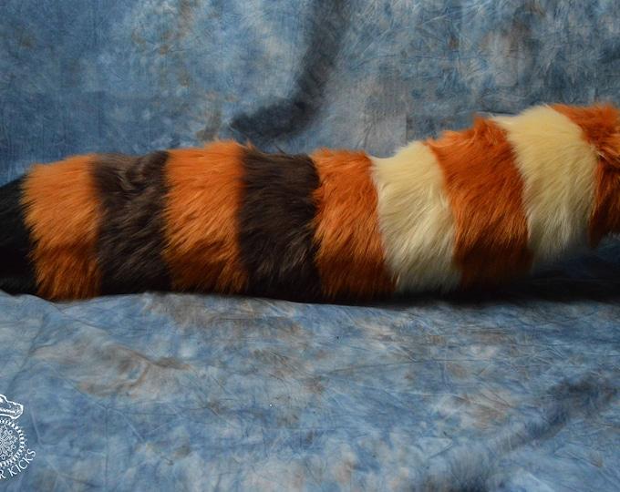 Red Panda Fursuit Tail