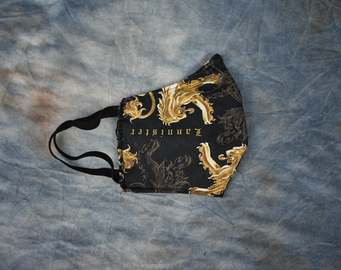 Lannister Game of Thrones Face Mask