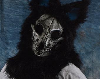 CLOSED Custom: Skull Canine/Fox/Wolf Commission