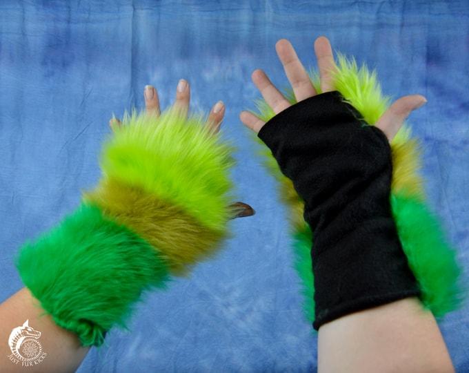 CUSTOM: Multi-tone Arm Warmers