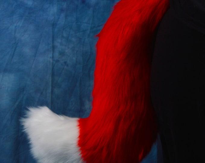 Choose your Colors: Fox Fursuit Tail