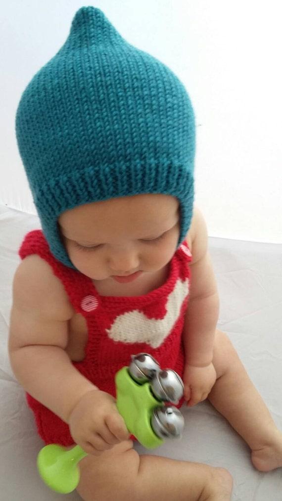 Baby-elf Hut Baby elf Mütze Baby Boy Hut Baby Mädchen Hut | Etsy