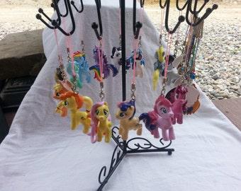 Custom Made My Little Pony Sculptures