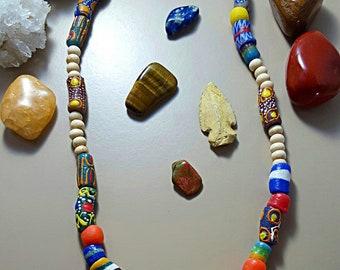 Fair Trade African Wooden Beads