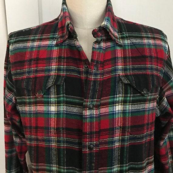 Ralph Lauren Western Shirt Western Snap Shirt Cowb