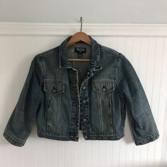 Vintage Ralph Lauren Jacket Ralph Lauren Jean Jac… - image 3