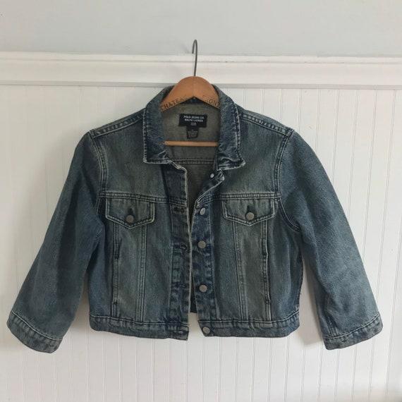 Vintage Ralph Lauren Jacket Ralph Lauren Jean Jac… - image 1