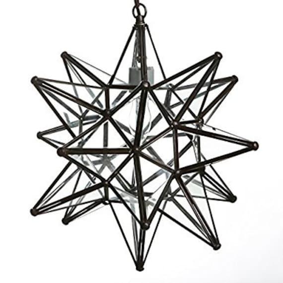 Moravian Moroccan Star