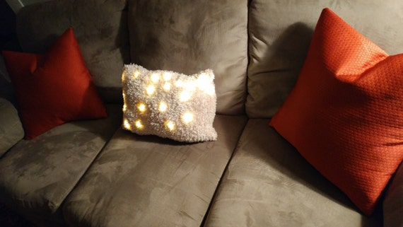 Throw Pillow Light