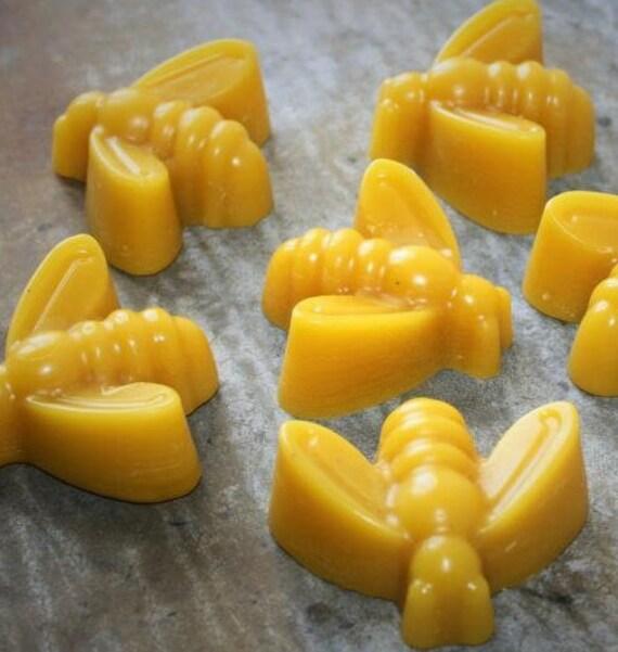 Natural Beeswax Melts