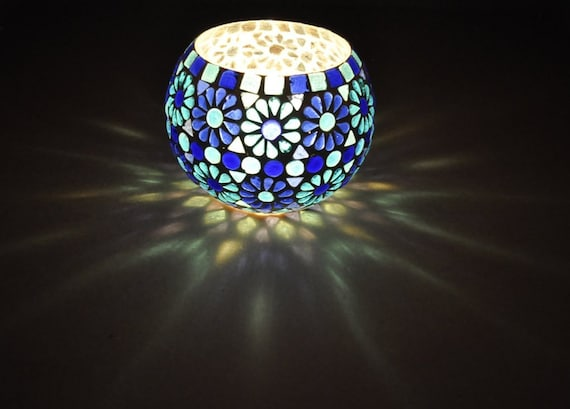 Moroccan Night Light