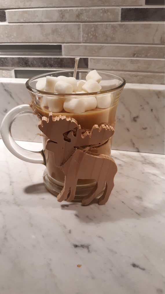Hot Chocolate Soy candles