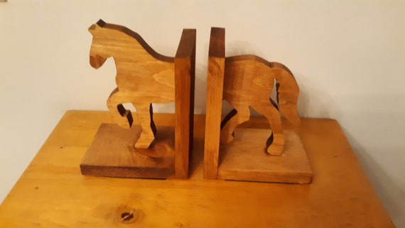 Bookends Horse