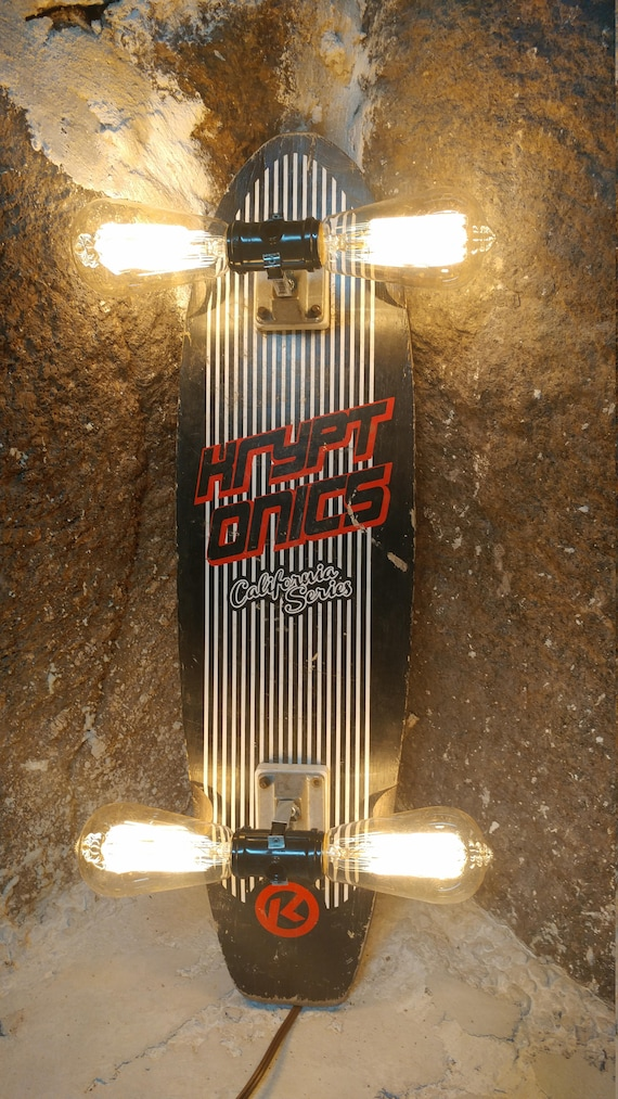Skateboard light
