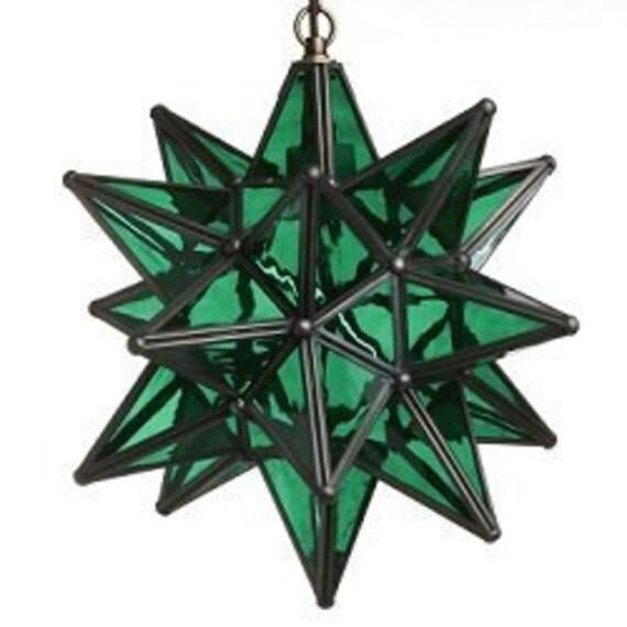 Moravian Morrocan Star