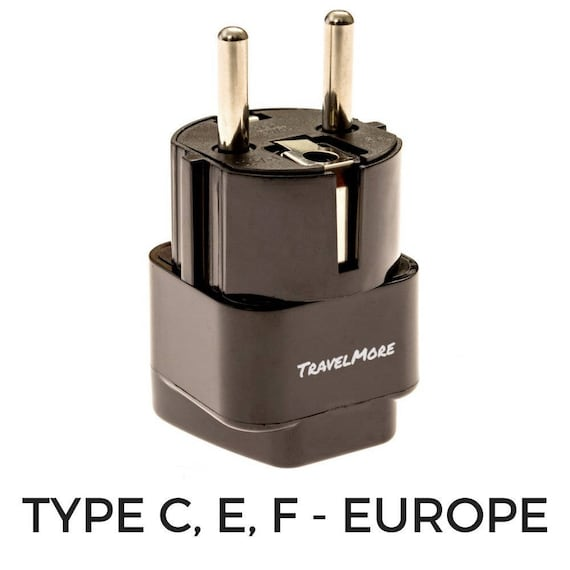 Europe Travel Adapter For European Outlets