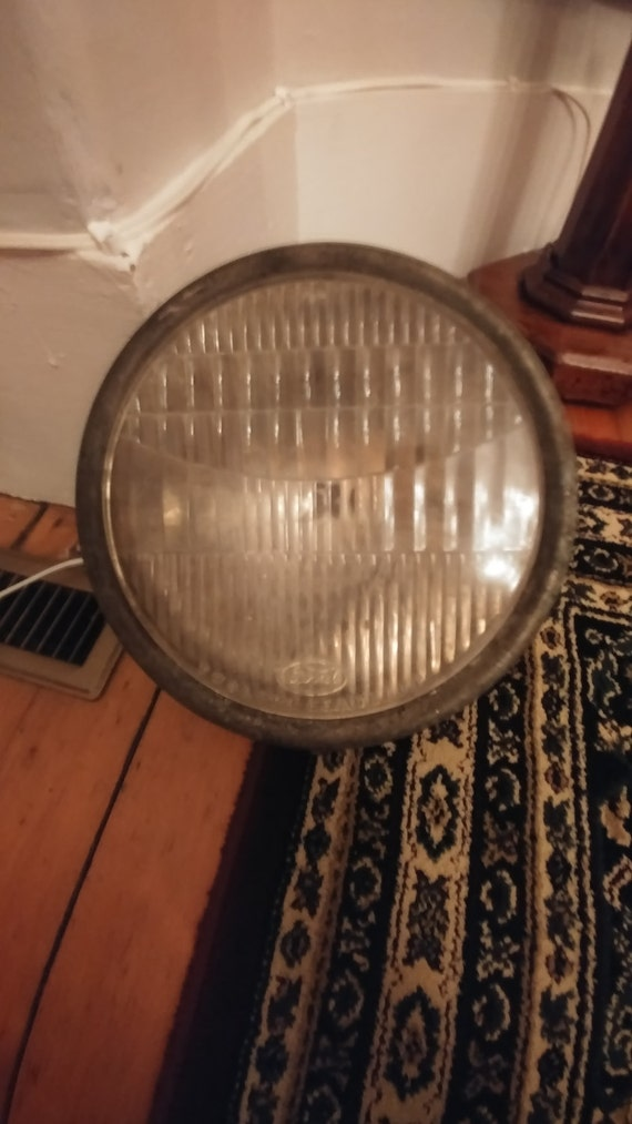 Ford Headlamp