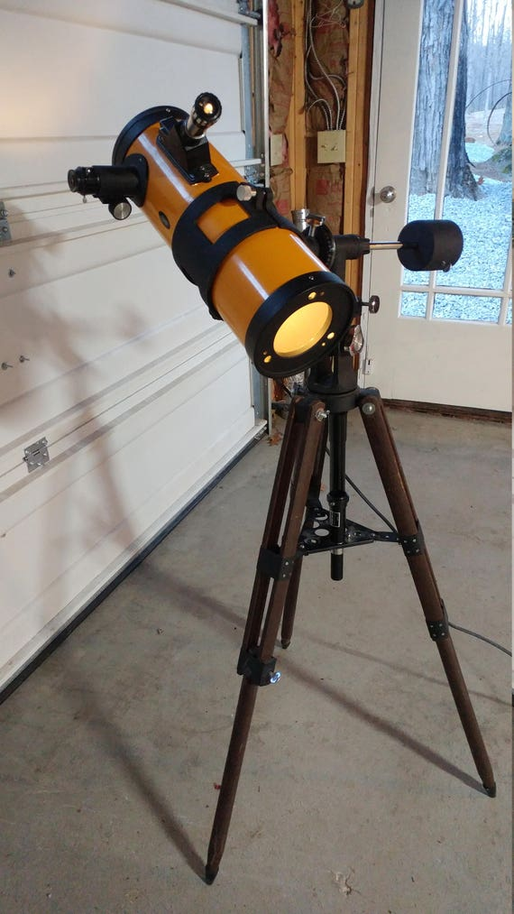 Selsi Telescope Lamp