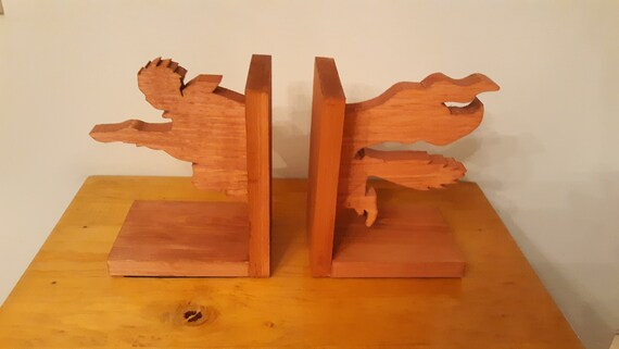 Bookends Harry Potter