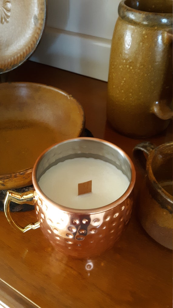 Moscow Mug Soy candles