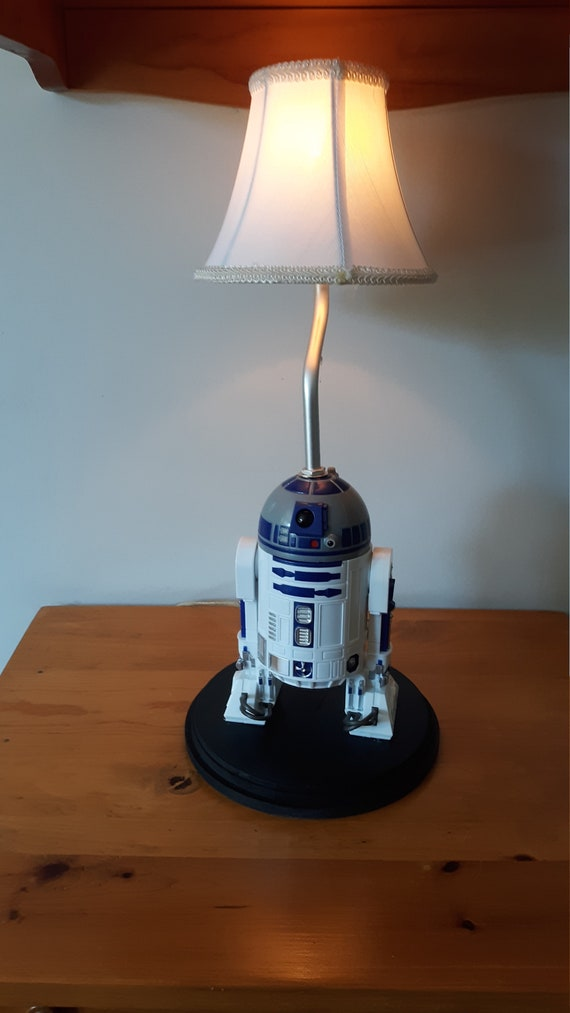 Star Wars R2D2 Night Light