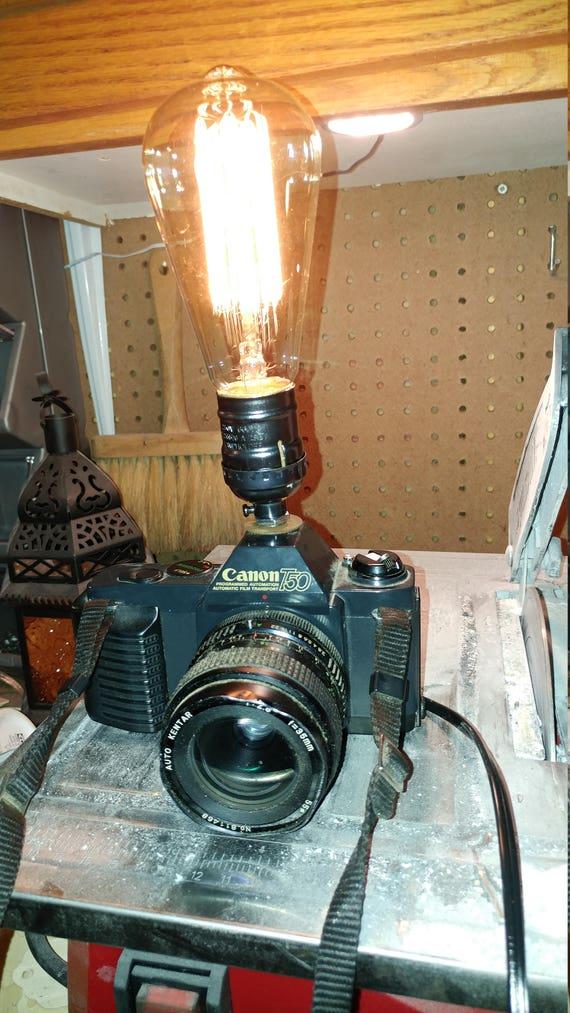 Canon T50 lamp