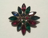 Royal Tones Star Brooch, ...