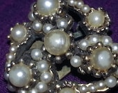 Pearl Earrings, vintage, ...