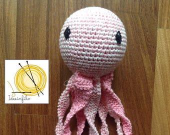 Octopus - baby doudou nap