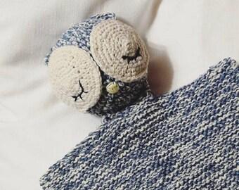 Owl - baby doudou nap