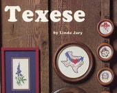 Texese (cross Stitch Patterns) By Linda Jary From The Scarlet Thread | Craft Book